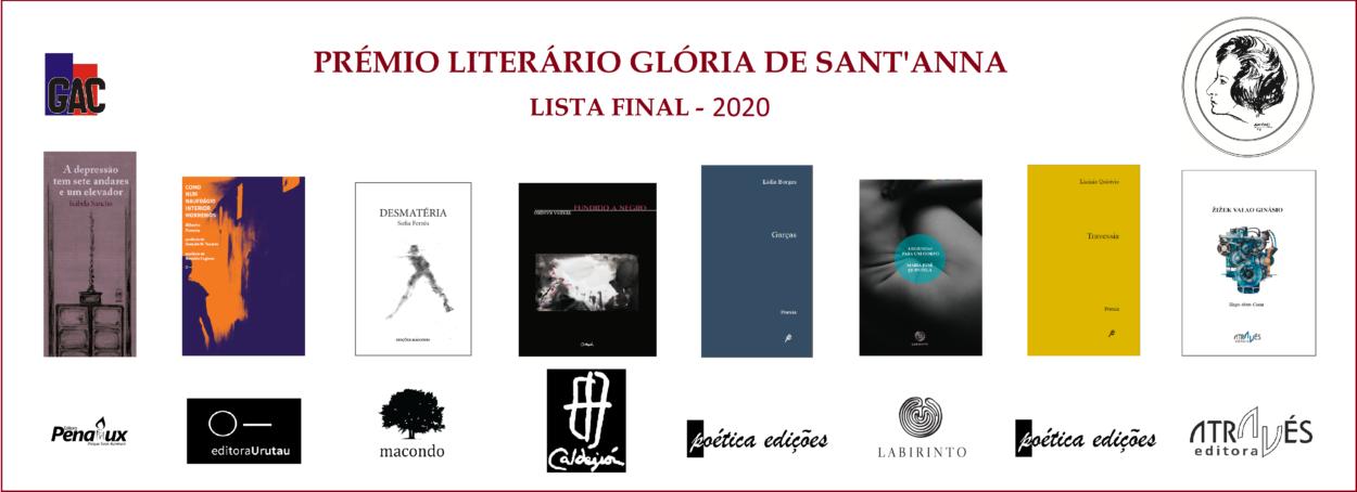 Lista Final - Prémio Literário
