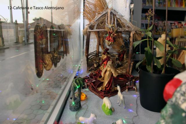 Nº 12 - Cafetaria e Tasco Alentejano